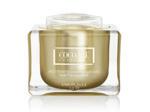 Cocoàge Facial Products Cocoàge Facial Products Cocoage_HOT-TEMP-Stimulating-24K-Gold-Heat-Therapy-Mask