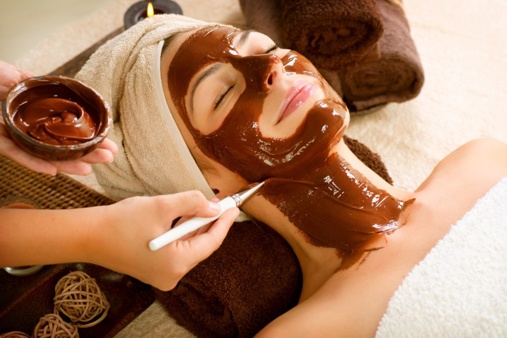 reasons to try chocolate skincare